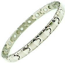 Magnet Magnetic Titanium Energy Power Bracelet Health Bio Armband CUff wristband