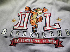 XXL T-Shirt Disneyland resort Winnie The Pooh Tigger Bouncing