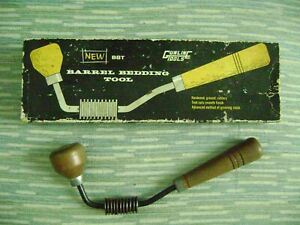 "Gunline Barrel Bedding Tool 3/4"" in box. Used"