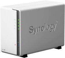 Synology DS216J 1.0GHz 2 Bay NAS Enclosure[DS216J]