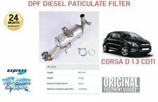 Für Corsa D 1.3 CDTI Euro 5 DPF Partikuläre Diesel Filter Orig. Nein : 55562912
