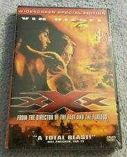 Xxx (2002) - Dvd Movie - Action - Vin Diesel- Asia Argento - Marton Csokas -New