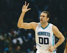 Signed 8x10 Spencer Hawes Charlotte Hornets Autographed Photo w/Coa