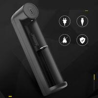 USB Smart Battery Charger For Li-ion 18650 21700 26650 16340 Ni-MH Batt_ec