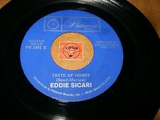 EDDIE SICARI - WHAT NOW MY LOVE - TASTE OF HONEY / LISTEN - VOCAL JAZZ