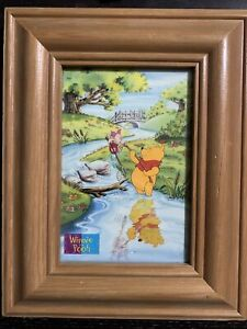 Winnie The Pooh Picture Framed
