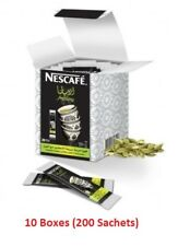 10 Boxes NESCAFE Arabiana Instant Arabic Coffee with Cardamom (200 sticks) قهوة