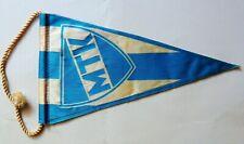 MTK Budapest football club vintage crest badge wimpel pennant