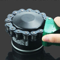 """Car Non-slip Adjustable Oil Filter Wrench Chain Style Remover  Tool 1.6""""-5.9"""""""