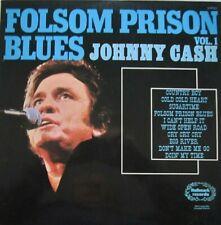 JOHNNY CASH - FOLSOM PRISON BLUES - VOL.1 - LP