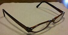 Salsa Eyeglasses Frames SA515 Brown 50[]17 140