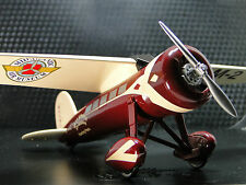 Aircraft Airplane Model Diecast WW2 Vintage b War Bird 72 1 48 Carousel Red 17