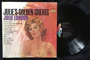 Julie London – Julie's Golden Greats, 1963 US LP, NM- Liberty – LST-7291