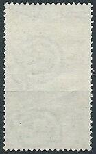 1946 ITALIA USATO AVVENTO 1 LIRA FILIGRANA LETTERA - ED629