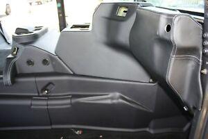 Hummer H1 Luxury Interior - Standard Dog House/Dash