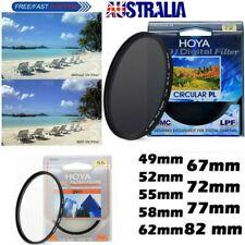 HOYA Slim Digital Camera Filter HMC UV(C)/CIR-PL/UV DMC 49/58/62/67/72/77/82mm