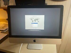 Apple iMac 21.5-inch (Retina 4K) 3.0GHZ Quad Core i5 (Mid 2017) MNDY2LL/A