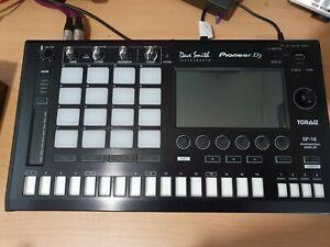Pioneer DJ Professional Sampler TORAIZ SP-16 with Decksaver