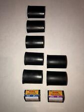 9 Rolls Kodak Advantix 400 & 200 - Expired Film Color Aps