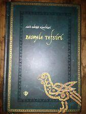Islam Sufism Besmele Tefsiri Haji Bektash Veli Facsimile Alawi-Bektashi Classics