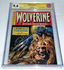 Wolverine #v3 #55 CGC 3x Signature Autograph STAN LEE Decapitation Headless Book