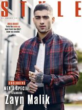 STYLE Magazine Zayn Malik ONE DIRECTION NEW