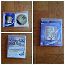 Dynasty Warriors 7 SONY PS3 PLAYSTATION 3 JAP