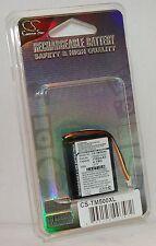 NEW Battery for TomTom One Europe IQ V2 V3 GPS 3.7V 1100mAh F650010252 USA SHIPS
