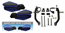 Powermadd Blue / Black Star Handguards & Mount Kit Off-Road Motorcycles & ATV's