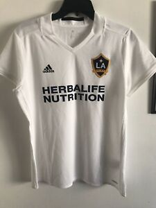 Los Angeles Galaxy Womens Jersey Size Large