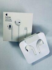 Original A pple i Phone 7/8 / X Lightning EarPods headphones EarPhones handsfree