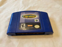 Tony Hawk's Pro Skater - Nintendo 64 N64 Game - Tested - Working - Authentic!