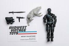 Vintage GI JOE - ACTION FIGURE - 1985 Snake Eyes 100% Complete - HASBRO