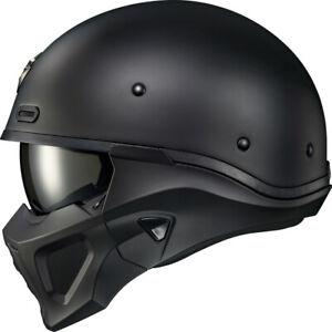 Scorpion Covert X Helmet Matte Black
