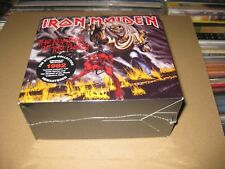 Iron Maiden the Number of the Beast CD + Figure 2018 Box Set Sealed New