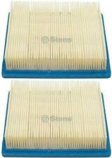 2 Pack 100-572 Stens Air Filter Fits Generac 73111GS