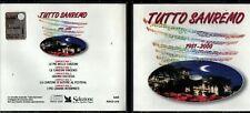 CD 3494 TUTTO SAN REMO DAL 1951 AL 2000 COFANETTO CON 5 CD