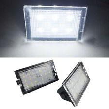 LED License Plate Number Light Car Lamp for Land Rover LR2/3/4 Range Rover Sport
