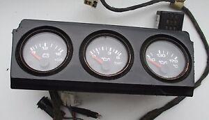 Audi 80 90 Coupe B3 B4 Zusatzinstrumente VDO Quattro Urquattro GT GTI gauges