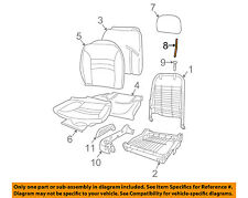 Buick GM OEM 2005 Century Front Seat-Headrest Support 16792094