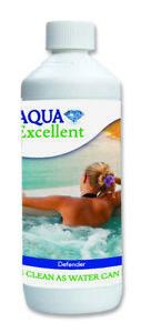 Aqua Excellent Wasserpflege Defender gegen Ablagerungen 1 Liter Aussenwhirlpool