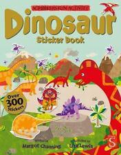 Dinosaur Sticker Book (Scribblers Fun Activity) by Channing, Margot