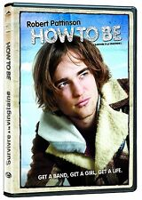 DVD - Comedy - Robert Pattinson How To Be (Survivre A La Vingtaine)