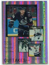 2005-06 Be A Player Outtakes 48 Markus Naslund 320/499