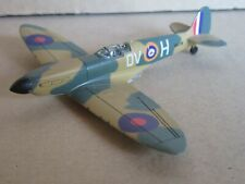 864M Del Prado Supermarine Spitfire Mk II Qv H R6776 Aircraft WW2 1:87 Ho