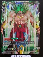 Carte Dragon Ball Super BROLY, LA PEUR RAMPANTE BT1-073 SR DBZ FR NEUF