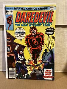 Daredevil 141 - Jan 1977 - 3rd Appearance Bullseye