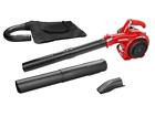 Best Leaf Vacuum Mulcher Gas - Gas Handheld Leaf Grass Blower Vacuum Mulcher 150MPH Review