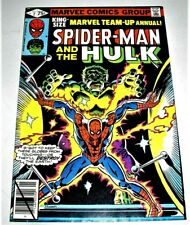Marvel Team-Up Annual #2 SPIDER-MAN and THE INCREDIBLE HULK