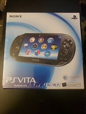 Sony Playstation Ps Vita PCH-1101 3G/Wi-Fi Brand New Sealed